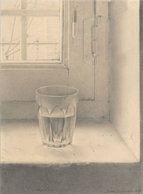 isabel-quintanilla-vaso-glass-1969
