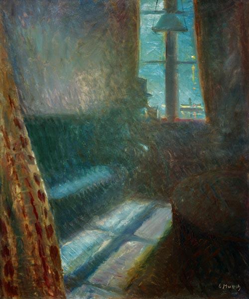 nacht-in-saint-cloud 1890 Munch